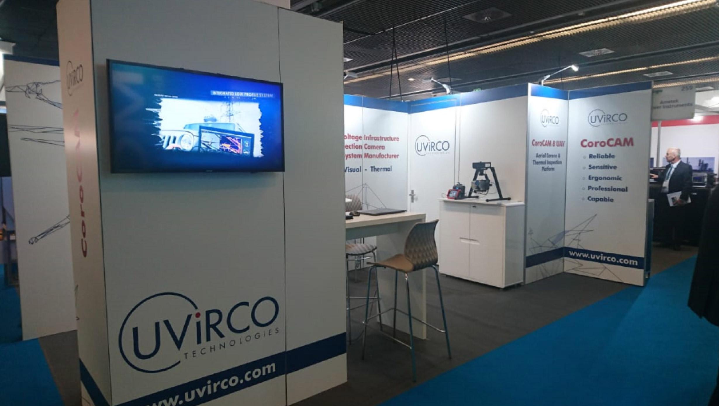 UViRCO Stand Design