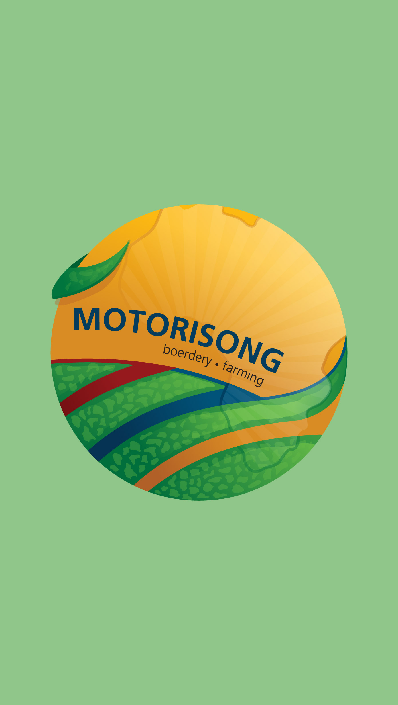 Motorisong Logo Design