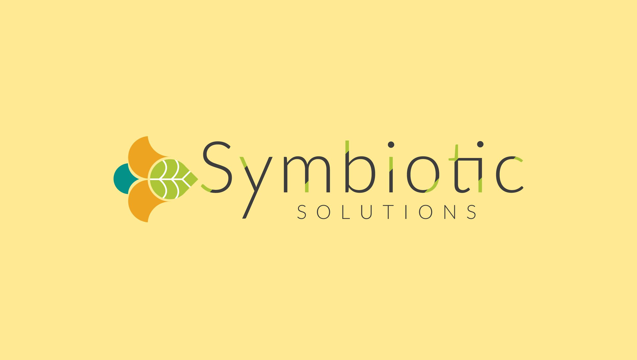 Symbiotic Solutions Logo Design