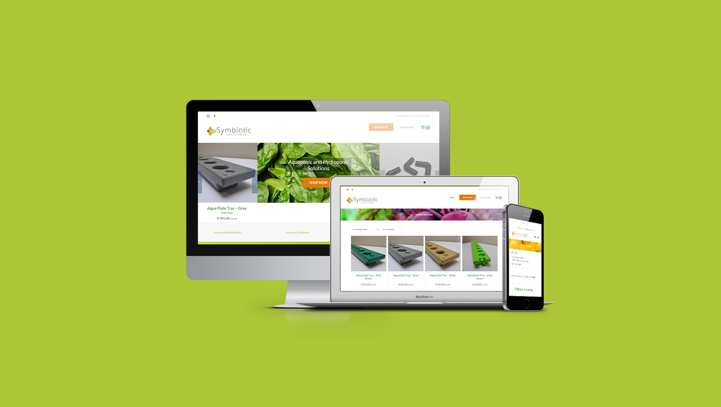 Symbiotic Solutions Website Design - http://symbioticsolutions.co.za/