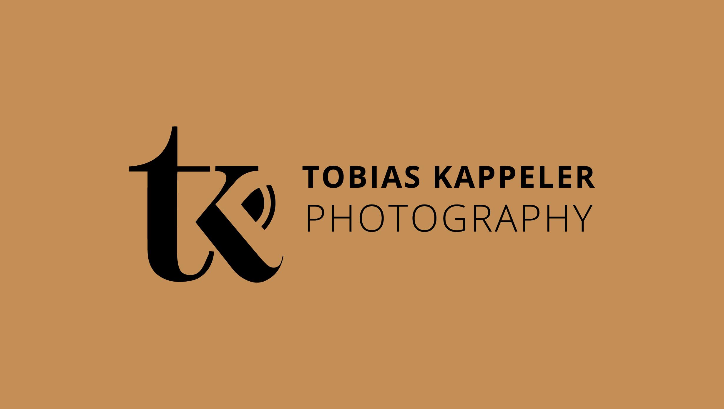 Tobias Kappeler Logo Design
