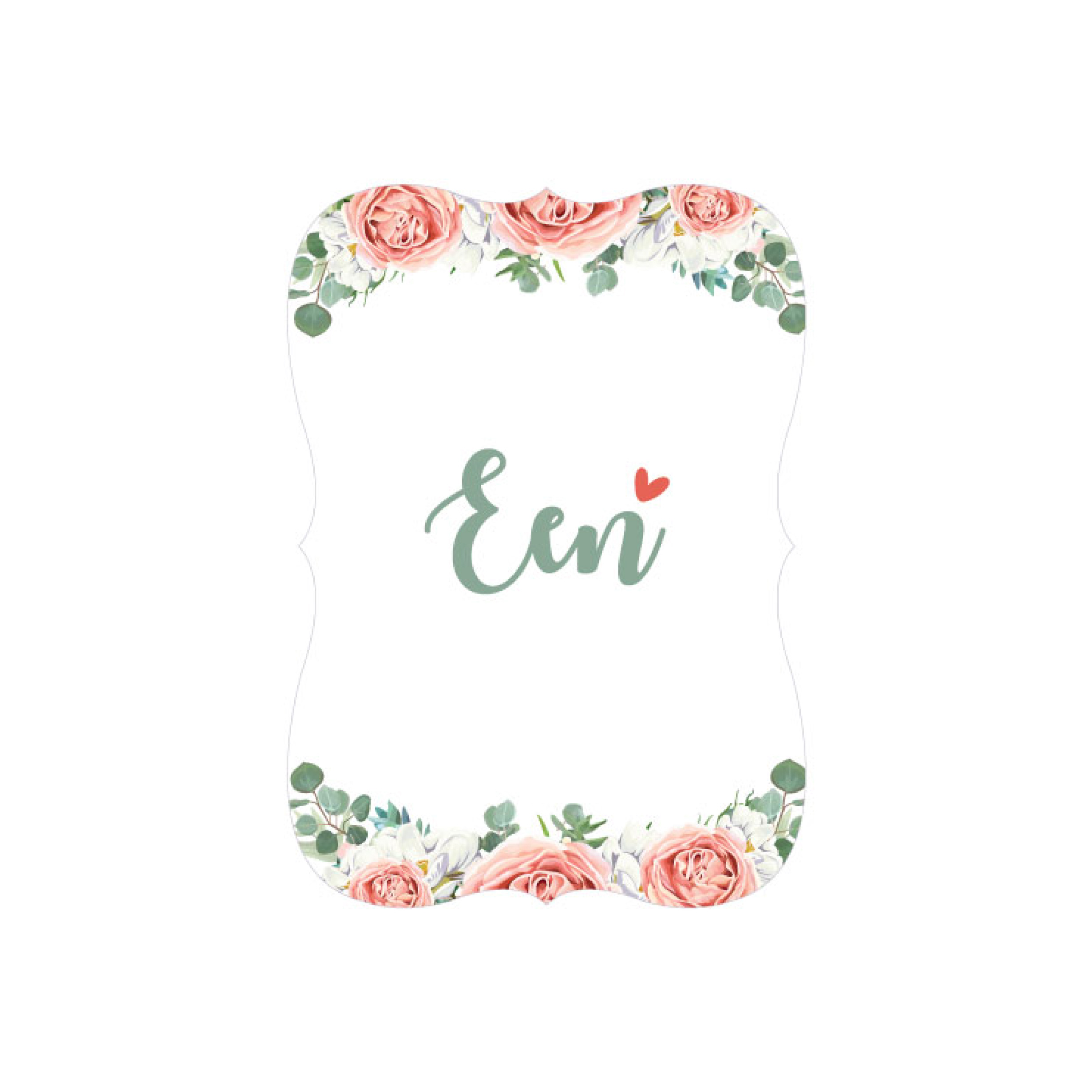 Wedding Stationery - L&I